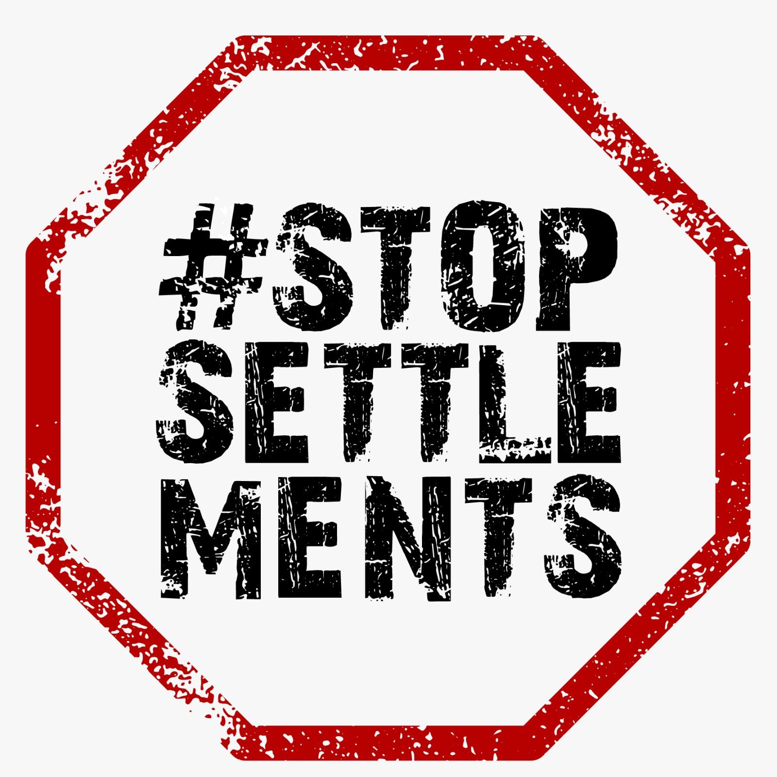 Stop Settlements